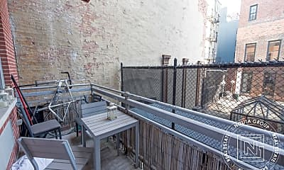 Patio / Deck, 232 Mott St, 2