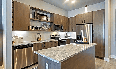 Kitchen, 3709 Ross Ave, 1