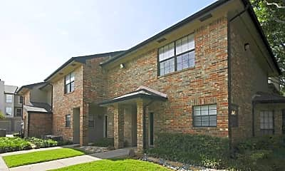 Building, Walnut Square Townhomes, 1