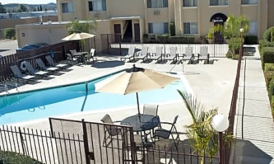 La Privada and Valle Poway Apartments, 0
