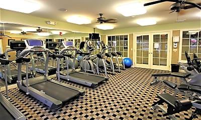 Fitness Weight Room, 3402 Cedar Village Blvd, 2