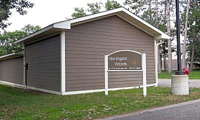 Northgate Woods, 1
