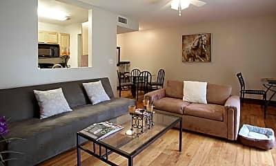 Living Room, The Savannahs, 1