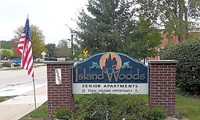 Island Woods Senior Apartments, 1