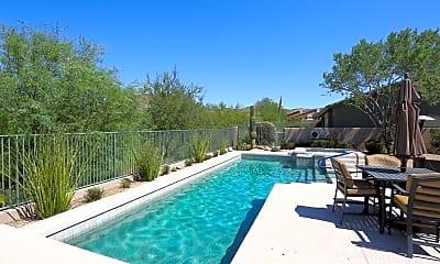 Pool, 9032 N Longfeather, 0