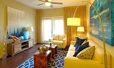 Living Room, Hampton Roads Crossing, 1
