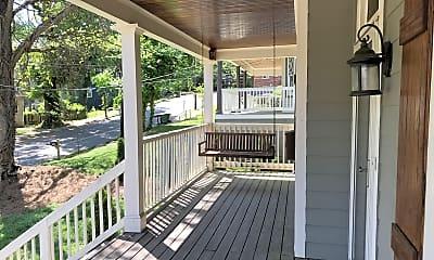 Patio / Deck, 1171 Oak St SW, 0