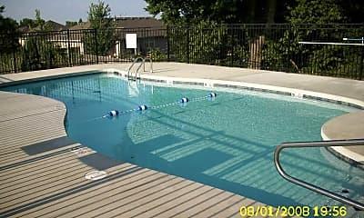 Pool, Cedar Place Apartments, 1