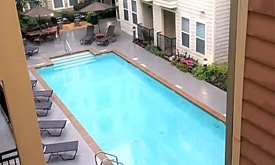 Pool, 401 20th Street, 1