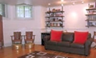 Living Room, 343 Commonwealth Avenue A, 1