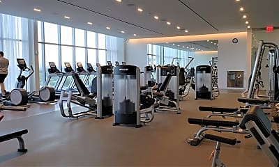 Fitness Weight Room, 131-5 40th Rd, 2
