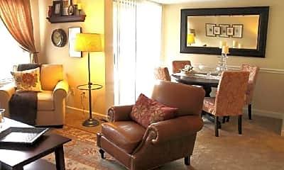 Living Room, 9801 Germantown Pike, 2