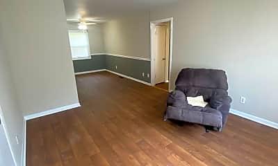 Living Room, 312 S Zetterower Ave, 1