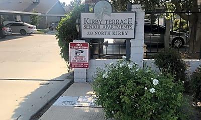 Kirby Terrace Senior, 1