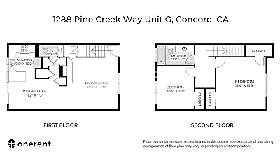 1288 Pine Creek Way G, 2