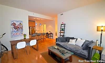 Living Room, 181 Essex St, 1