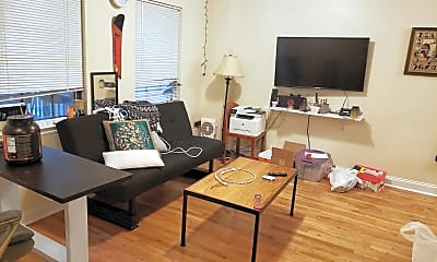 Living Room, 307 Arch St A3, 0