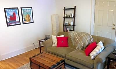 Living Room, 124 Jackson St 1, 1