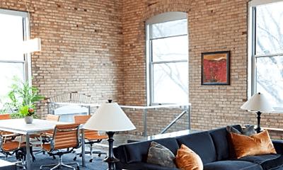 Living Room, 201 6th St SE, 2