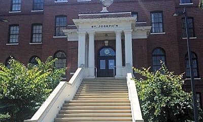 St. Josephs Senior Apartments, 1