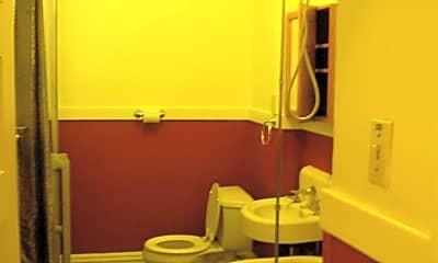 Bathroom, St. Cloud Apartments, 2