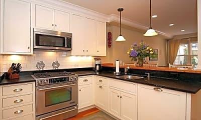 Kitchen, 21 Cumberland St, 1