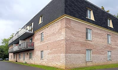 Building, Hamburg Heights, 1