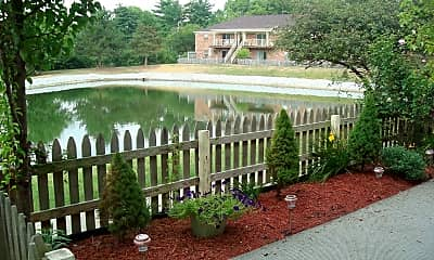 Landscaping, Stanford Court, 2