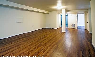 Living Room, 3317 Holmead Pl NW, 1