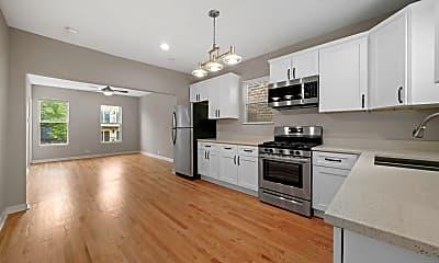 Kitchen, 724 N. Elizabeth, 2nd Floor, 0