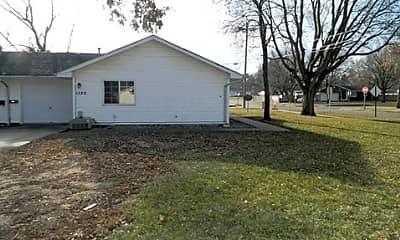 Building, 1320 Greene St, 2