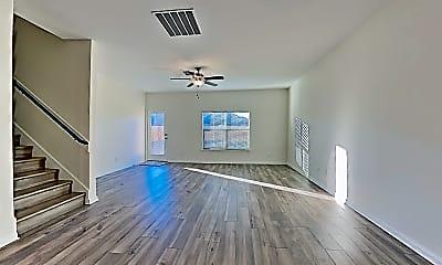 Living Room, 216 Garrett Street, 1