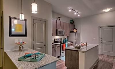 Kitchen, 3600 Montrose, 0