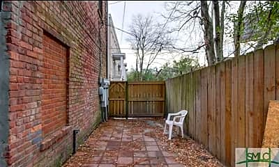 Patio / Deck, 404 W Taylor St B, 2
