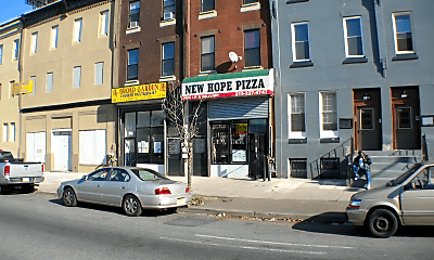 Community Signage, 2825 N Broad St, 2