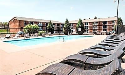 Pool, Hillcrest Apartments & Oakwood Townhomes, 0