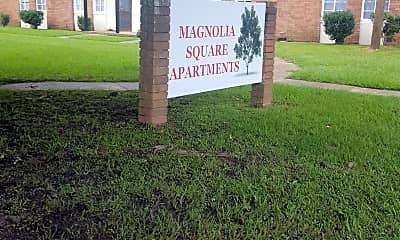 Magnolia Square Apartments, 1