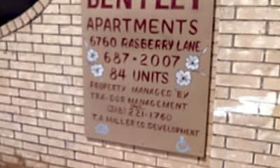 Bentley Apartments, 1