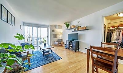 Living Room, 800 4th St SW N609, 0