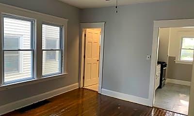 Living Room, 1345 W 114th St, 2