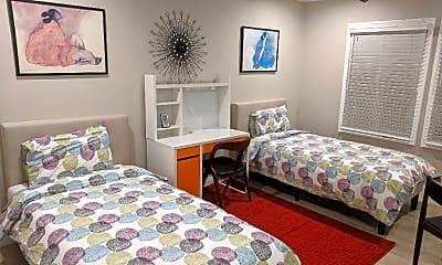 Bedroom, 1049 S Curson Ave, 2