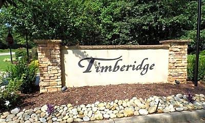 Community Signage, 150 Timberidge Dr, 1