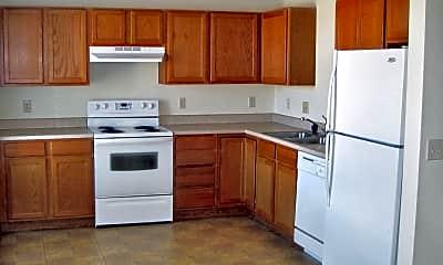 Kitchen, Falls Terrace, 2