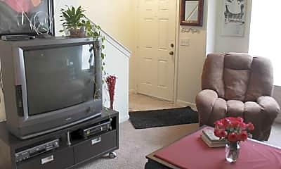 Living Room, Tyler's Creek, 1