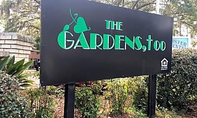 The Gardens Too, 1