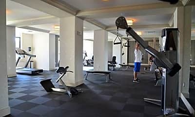 Fitness Weight Room, 4401 NW 87th Ave, 2
