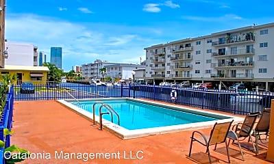 Pool, 3626 NE 168th St, 2