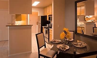 Dining Room, 1640 E T C Jester Blvd, 2