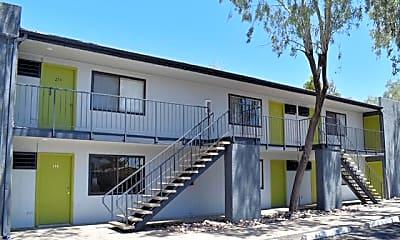 Building, Canyon Grove, 1