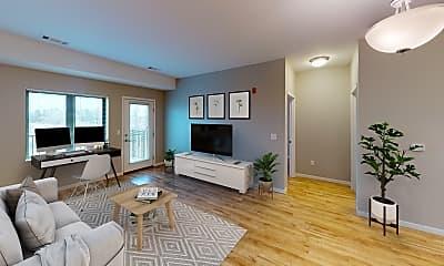 Deer Ridge Apartments, 1